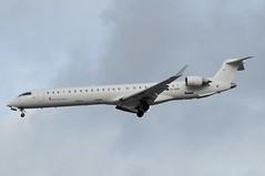 EI-GEB (LIAM J McMANUS - Manchester Airport Photostream) Tags: eigeb airnostrum ane bombardier cr9 crj9 crj900 crj900lr bombardiercrj900 manchester man egcc
