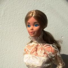 Portrait Close up. (Dutchdollenthousiast) Tags: dream date pj barbie haute couture
