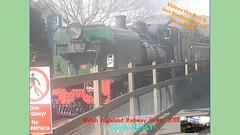 One (1) (willsnarrowgaugepage) Tags: bestrailwayintheworld welshhighland welshhighlandrailway ffestiniog ffestiniograilway fwhr whr garatt garatt143 porthmadog snowdonia steamtrain narrowguage