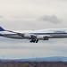 Frankfurt Airport: Lufthansa (Retro Livery) Boeing 747-830 B748 D-ABYT