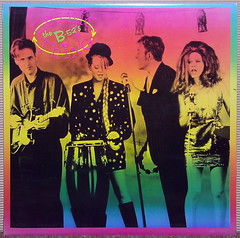 The B-52's - Cosmic Thing [1989] (renerox) Tags: theb52s 80s newwave lp lpcovers lpcover lps vinyl records recordsleeve