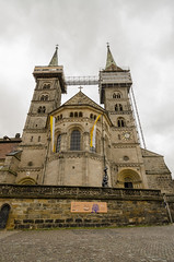 Dom Cathedral Bamberg (rschnaible) Tags: bamberg germany europe outdoors street photography building architecture old historic ddom cathedral