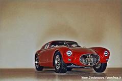 Maserati A6GCS Berlinetta (MODEL CAR PASSION) Tags: maserati a6gcs berlinetta a6 exotic italian best cars 118 minichamps elite villa deste eleganza dei tridente bologna red borrani