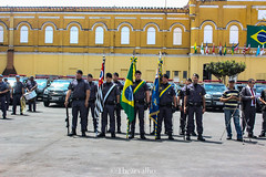(thcarvalh0) Tags: rota sp policia quartel batalhão brasil disfile militar 46° aniversário do da