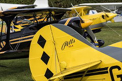 Pitts Specials - 01 (NickJ 1972) Tags: shuttleworth collection oldwarden race day airshow 2018 aviation pitts special aerobatic