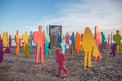 Cavalcade (A Great Capture) Tags: cavalcade woodbinebeach lifeguardstations winter art beach beaches toronto winterstations agreatcapture agc wwwagreatcapturecom adjm ash2276 ashleylduffus ald mobilejay jamesmitchell on ontario canada canadian photographer northamerica torontoexplore l'hiver 2019 public artinstallation installation outdoor outdoors outside vibrant colorful cheerful vivid bright eos digital dslr lens canon 70d light sun sunny sunshine sunlight colours colors colourful