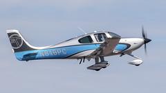 Cirrus SR22T N816PC (ChrisK48) Tags: kdvt aircraft airplane cirrussr22t phoenixaz dvt 2013 phoenixdeervalleyairport n816pc