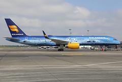 TF-FIR (QC PHOTOGRAPHY) Tags: dublin airport ireland may 30th 2018 iceland air vatnajökull b757200wl tffir