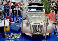 DSC_4495 (azu250) Tags: oldtimerbeurs reims 32 salon champnois belles champenoises 32eme 2019 voitures collection oldtimer car citroen 2cv
