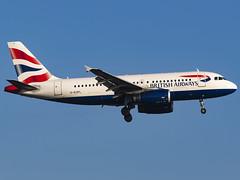British Airways | Airbus A319-131 | G-EUPL (MTV Aviation Photography) Tags: british airways airbus a319131 geupl britishairways airbusa319131 ba londonheathrow heathrow lhr egll canon canon7d canon7dmkii