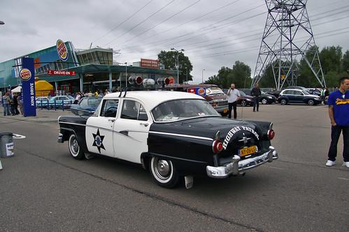 Ford Customline Sedan 1956 (6427)