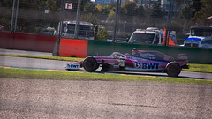 Lance Stroll - SportPesa Racing Point (J3090) Tags: 2019 melbourne australia motorsport racing formula one f1 scuderia ferrari mercedes renault red bull alfa romeo haas williams point