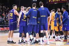 DSC_0377 (VAVEL España (www.vavel.com)) Tags: fcb barcelona barça basket baloncesto canasta palau blaugrana euroliga granca amarillo azulgrana canarias culé