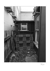 Alley 002 (radspix) Tags: zenza bronica etrs 40mm zenzanon mc f4 arista edu ultra 100 pmk pyro