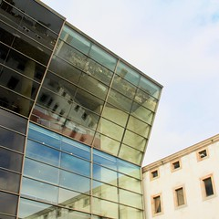 CCCB III (hansn (4.5+ Million Views)) Tags: center contemporary culture barcelona centre architecture prize architect helio piñón albert viaplana arkitektur modern arkitekt reflection reflections spain cccb