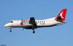 OLT Saab 340B D-CASB / ZRH (RuWe71) Tags: ostfriesischelufttransportgmbh olt ololt oltra germany deutschland saab saab340 saab340a cn340b223 saab340b seksi zurichairport zürichkloten zürichklotenairport flughafenzürich lszh zrh regionaltransport commuteraircraft turboprop propeller regionalaircraft bluesky sunshine