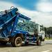(2019.04.03) Caminhões de Lixo com as Fotos vencedoras do Concurso de Fotografia
