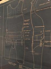 1-11 WWI and Visual Arts (MsSusanB) Tags: bashforddean blueprint bodyarmor metropolitanmuseumofart met metmuseum wwi worldwar modern art artists exhibition nyc newyorkcity