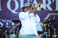 French Quarter Fest 2019 - Kermit Ruffins