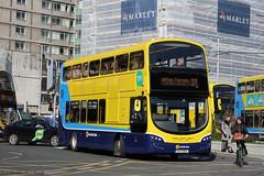 SG548 - Rt37 - CollegeSt - 100419 (dublinbusstuff) Tags: dublin bus dublinbus sg548 collegestreet phibsborough route37 blanchardstown castleknock wiltonterrace wrightgemini