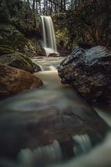 High Shoals Falls (Brandon Westerman WNP) Tags: highshoalsfalls paulding county dallas georgia waterfall landscape longexposure water waterfalls woods forest nature trees tree rocks rock flow beautiful