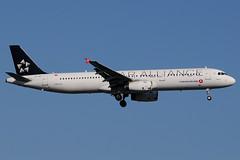 TC-JRL (Turkish Airlines - STAR ALLIANCE) (Steelhead 2010) Tags: turkishairlines staralliance airbus a321200 a321 dus tcreg tcjrl