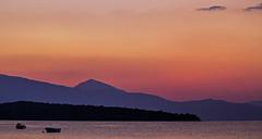 First Light (Almost Sunrise)  Nidri Bay ( Lefkas - Greece) Canon EOS 7D DSLR (markdbaynham) Tags: greece greek hellas hellenic lefkas lefkada grecia greka sky view canon canonite eos 7d eos7d canon7d apsc dslr landscape ionian island greekisland greekholiday