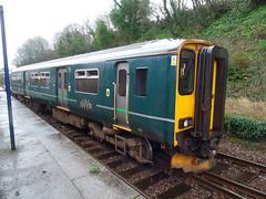 150234 derailment Penryn (2) (Marky7890) Tags: gwr 150234 class150 sprinter 2t76 penryn railway cornwall maritimeline train