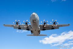 RCAF C130J (galenburrows) Tags: aviation aircraft airplane airforce lockheed cytr c130 c130j hercules rcaf royalcanadianairforce ytr trenton flight flying
