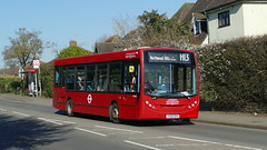 Manual Blinded Local (londonbusexplorer) Tags: london sovereign ratp group adl enviro 200 de20019 yx58duv h13 ruislip lido northwood hills st vincents tfl buses