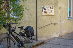 2019 Bike 180: Day 33, March 7 (suzanne~) Tags: bike bicycle 2019bike180 munich germany musischeszentrum