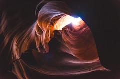 The Heart of Antelope Canyon (Jaime Pérez) Tags: antelopecanyon arizona usa cañón eeuu us canyon