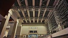 20190303_DP0Q6600-16x9 (NAMARA EXPRESS) Tags: travel construction structure roof skeleton frame night spring indoor color minatomirai yokohama kanagawa japan spp spp661 foveon x3 sigma dp0 quattro wide ultrawide superwide namaraexp