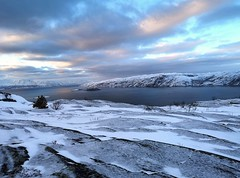 Sunday walk (maybrittballo) Tags: komsa alta finnmark norhtofnorway nordnorge norge norway winter winterlight snow
