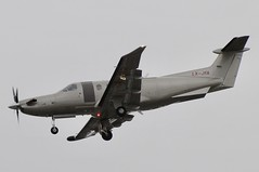 LX-JFA (LIAM J McMANUS - Manchester Airport Photostream) Tags: lxjfa bizz jetfly jfa pilatus pc12 pc1247e pilatuspc12 pl2 manchester man egcc