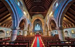 St Mary's Church (AreKev) Tags: stmaryschurch stmarys anglicanparishchurch anglican parishchurch church churchinwales betwsycoed prayerhouseinthewood village arllechwedd archdeaconryofbangor dioceseofbangor conwy conwycountyborough bwrdeistrefsirolconwy northwales wales cymru uk aurorahdr2019 hdr aurorahdr nikond850 nikon d850 sigma1424mmf28dghsmart sigma 1424mm 1424mmf28dghsm sigmaartlens