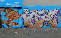 Schuttersveld (oerendhard1) Tags: graffiti streetart urban art rotterdam oerendhard crooswijk schuttersveld tmv kel ase