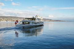 Ship on Lake Zurich (Bephep2010) Tags: 2018 7markiii alpha au auzh boot herbst himmel ilce7m3 lakezurich sel1635z schiff schweiz see sony switzerland zurich zürich zürichsee autumn blau blue boar fall lake ship sky ⍺7iii kantonzürich ch