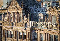 Jenners building, Edinburgh, Scotland (GCampbellHall) Tags: edinburgh scotland jenners building