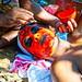 Theyyam preparation