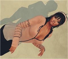 LooK ♥721# (Wredziaa & Fabian50000pl) Tags: foxy ~bbd~poses blogger darkfire fb shape wffashion wredziaa