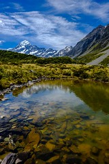20181227 063 Mt Cook Hooker Valley (scottdm) Tags: 2018 december hike hookervalley mountcook mountcooknationalpark nationalpark newzealand southisland summer tarn travel