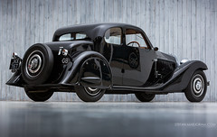 WIABug57-1679-2 (Stefan Marjoram) Tags: 1935 bugatti black car luxury sportscar type57 ventoux williamianson