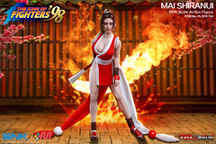 PHICEN PL2019-134 Mai Shiranui 不知火舞 SNK King of Fighters - 03 (Lord Dragon 龍王爺) Tags: 16scale 12inscale onesixthscale actionfigure doll hot toys phicen tbleague seamless
