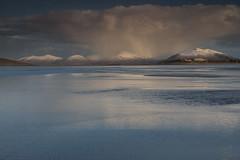 Winter is coming (mvj photography) Tags: ecosse scotland sea seascape seashore snow longexposure isleofharris outerhebrides landscape clouds