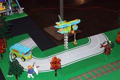 170805_20_NTS_Lego_Scooby (AgentADQ) Tags: national train show orlando florida 2017 model trains toy ho scale lego scooby doo