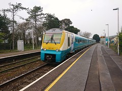 Photo of 175101 Passing Ferryside On A Transport For Wales Service To Manchester Piccadilly