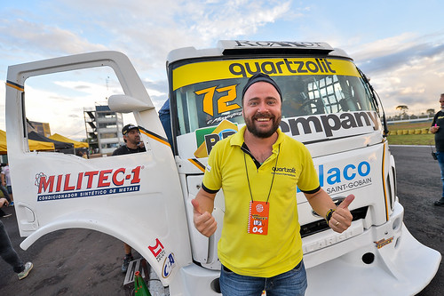 13/04/19 - Ação Speed Truck acelerou o coração dos fãs da Copa Truck - Fotos: Duda Bairros