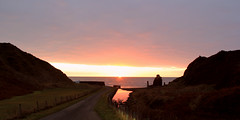 Latherowheel Harbour (North Ports) Tags: caithness highland landscape outdoor water sea latheronwheel harbour north coast 500 nc500 sunrise