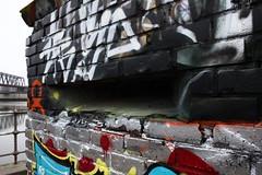 Schießscharte Einmannbunker Hamburg (Lowrider2905) Tags: hafen hamburg bille bunker weltkrieg relikt vergangenheit einmannbunker